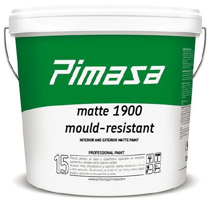 Matte 1900 mould resistant