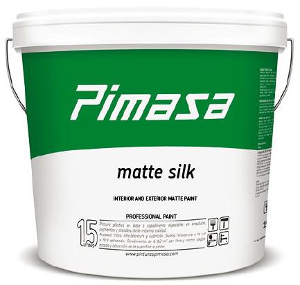 Silk matte