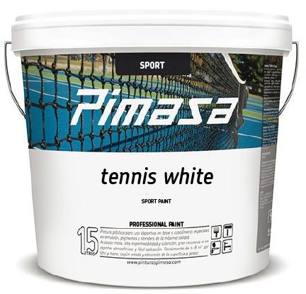 Tennis white