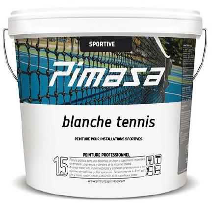 Blanche tennis