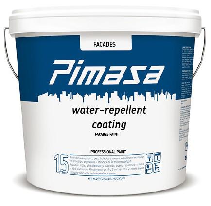 Water-repellent coating